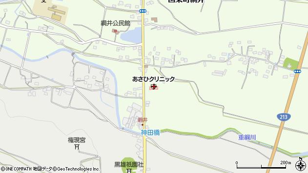 大分県国東市国東町綱井432周辺の地図