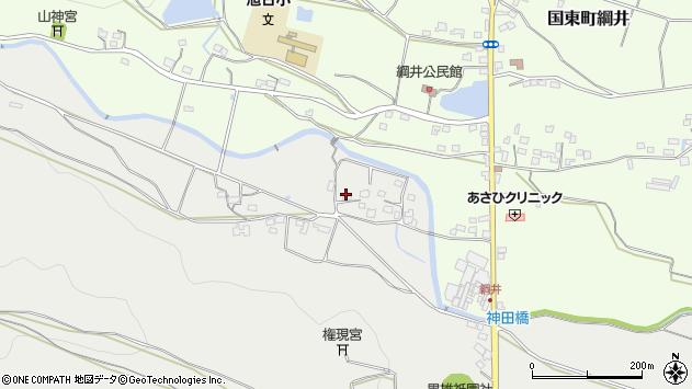 大分県国東市国東町重藤1005周辺の地図