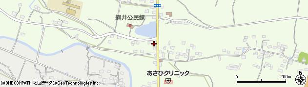 大分県国東市国東町綱井1984周辺の地図
