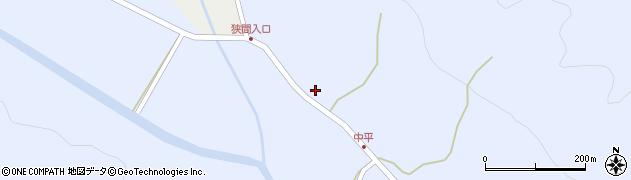 大分県国東市武蔵町麻田763周辺の地図