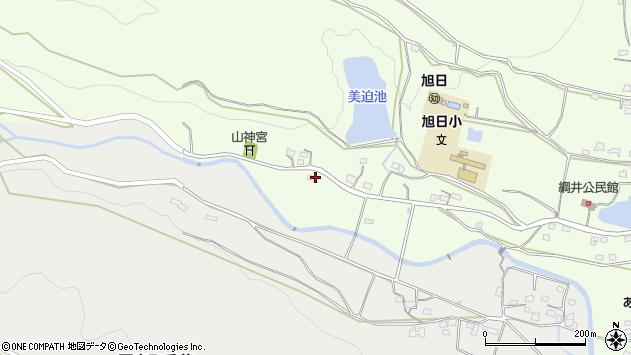 大分県国東市国東町綱井2194周辺の地図