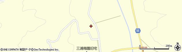 大分県国東市安岐町富清2711周辺の地図