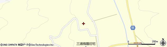 大分県国東市安岐町富清2718周辺の地図