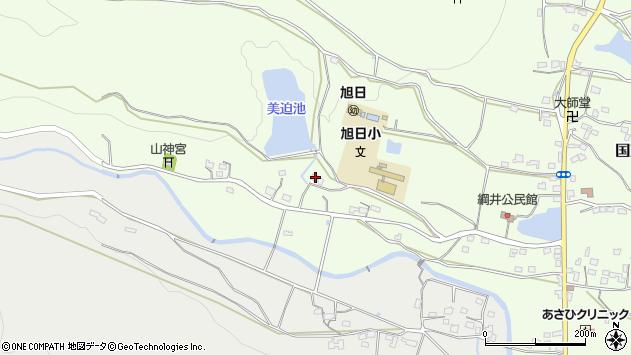 大分県国東市国東町綱井2071周辺の地図