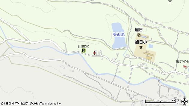 大分県国東市国東町綱井2210周辺の地図