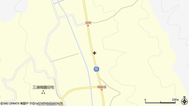 大分県国東市安岐町富清3637周辺の地図