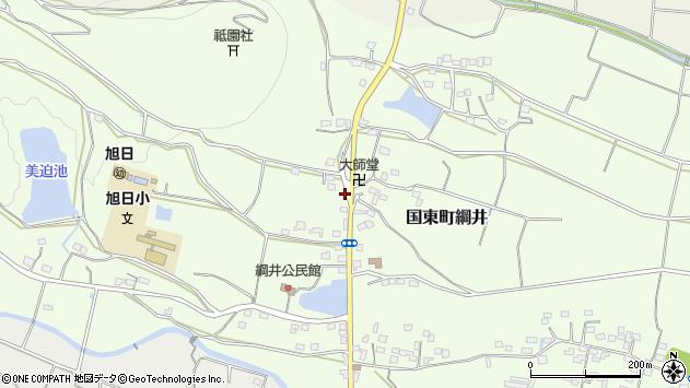 大分県国東市国東町綱井1793周辺の地図