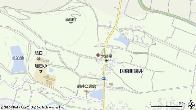 大分県国東市国東町綱井1775周辺の地図