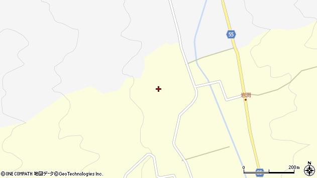 大分県国東市安岐町富清2795周辺の地図