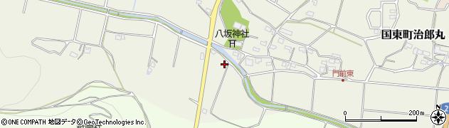 大分県国東市国東町治郎丸944周辺の地図