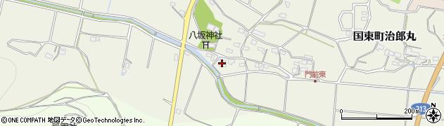 大分県国東市国東町治郎丸611周辺の地図
