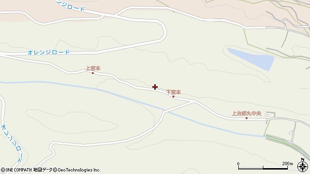 大分県国東市国東町治郎丸1573周辺の地図