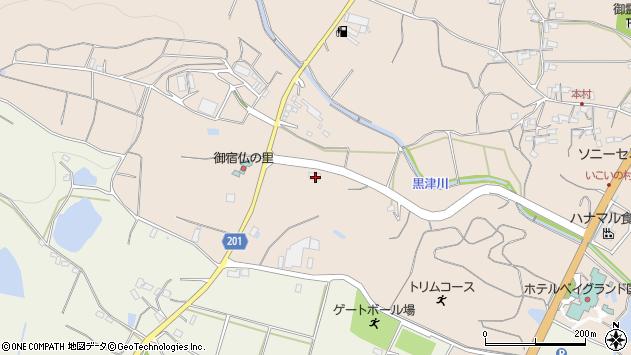 大分県国東市国東町小原4269周辺の地図