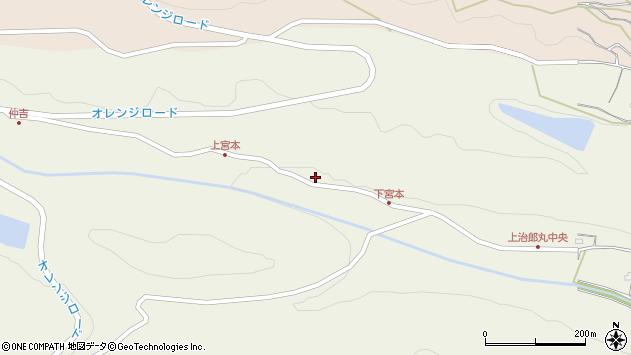 大分県国東市国東町治郎丸1591周辺の地図