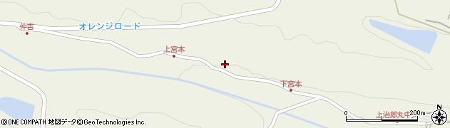 大分県国東市国東町治郎丸1598周辺の地図