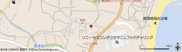 大分県国東市国東町小原3811周辺の地図