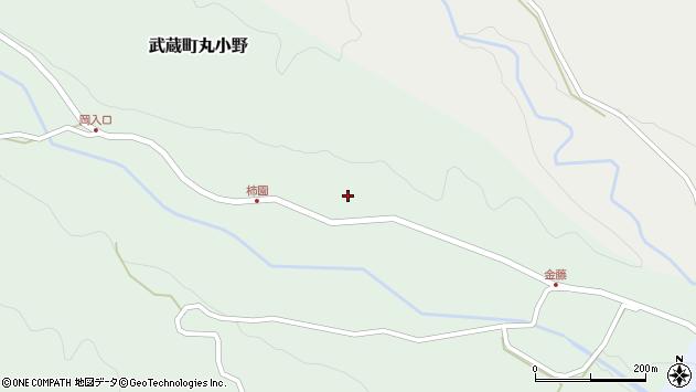 大分県国東市武蔵町丸小野1937周辺の地図