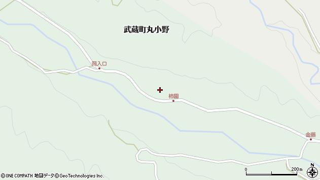 大分県国東市武蔵町丸小野1830周辺の地図