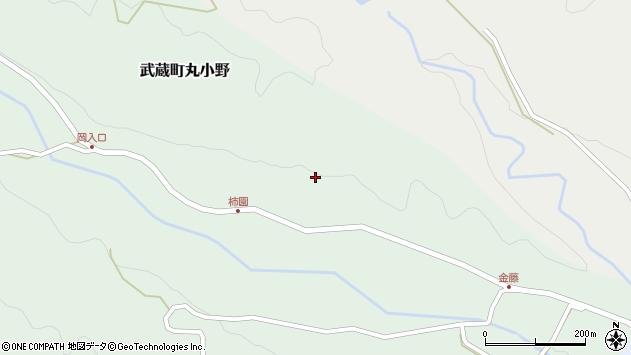 大分県国東市武蔵町丸小野1930周辺の地図