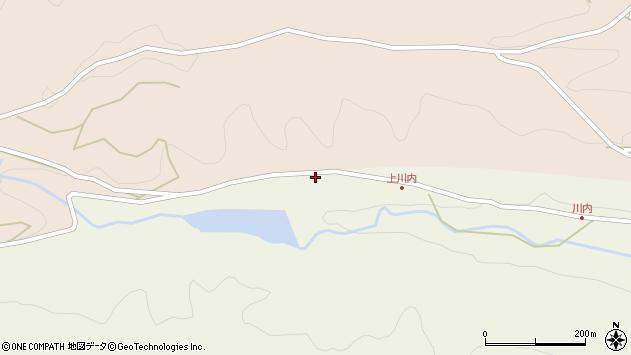 大分県国東市国東町治郎丸1960周辺の地図