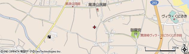大分県国東市国東町小原3050周辺の地図