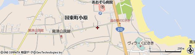 大分県国東市国東町小原2751周辺の地図