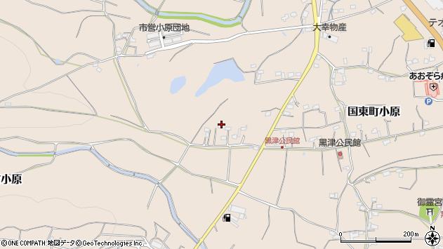 大分県国東市国東町小原2933周辺の地図