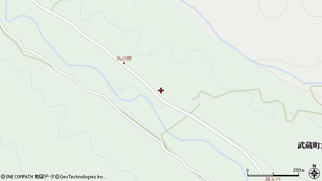 大分県国東市武蔵町丸小野1549周辺の地図
