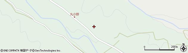 大分県国東市武蔵町丸小野1481周辺の地図