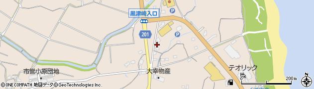 大分県国東市国東町小原1897周辺の地図