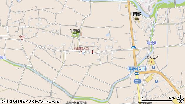 大分県国東市国東町小原1065周辺の地図