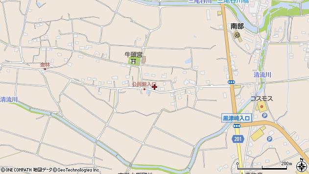 大分県国東市国東町小原1063周辺の地図