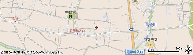 大分県国東市国東町小原1037周辺の地図