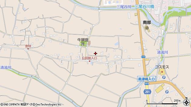 大分県国東市国東町小原1046周辺の地図
