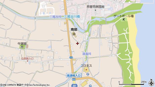 大分県国東市国東町小原967周辺の地図