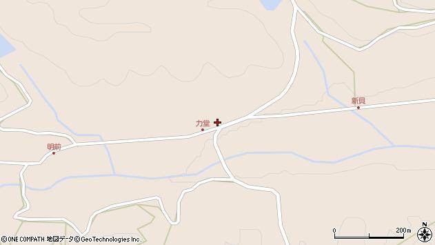 大分県国東市国東町小原6664周辺の地図