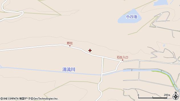 大分県国東市国東町小原7293周辺の地図