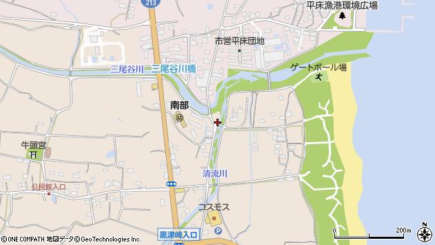 大分県国東市国東町小原114周辺の地図
