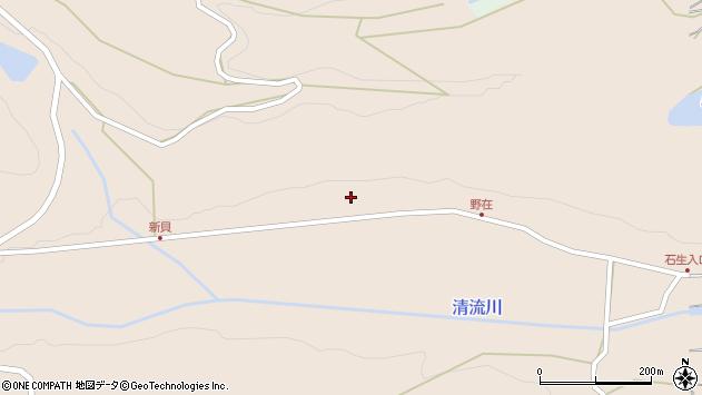 大分県国東市国東町小原6901周辺の地図