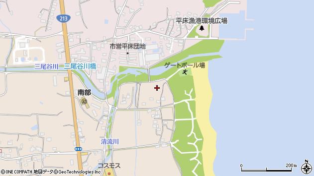 大分県国東市国東町小原67周辺の地図