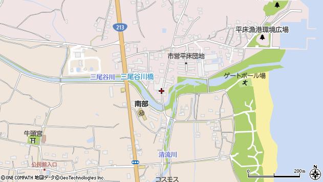 大分県国東市国東町鶴川1608周辺の地図