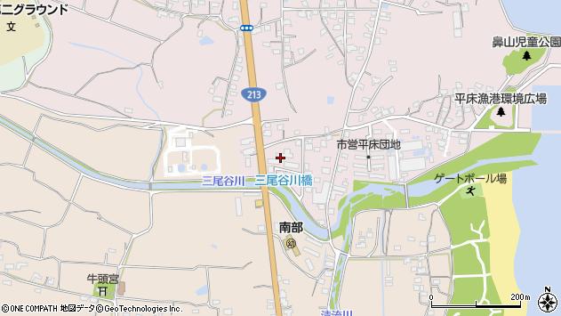 大分県国東市国東町鶴川1616周辺の地図