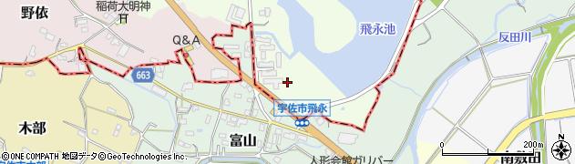 大分県中津市植野819周辺の地図
