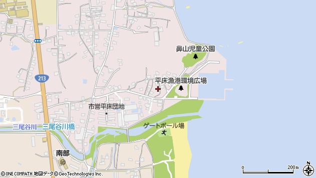 大分県国東市国東町鶴川971周辺の地図