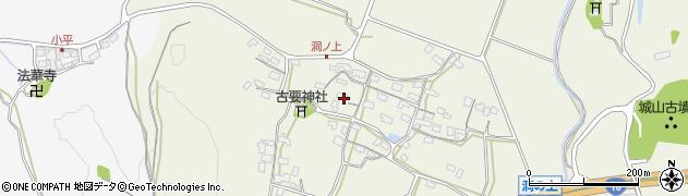 大分県中津市伊藤田217周辺の地図