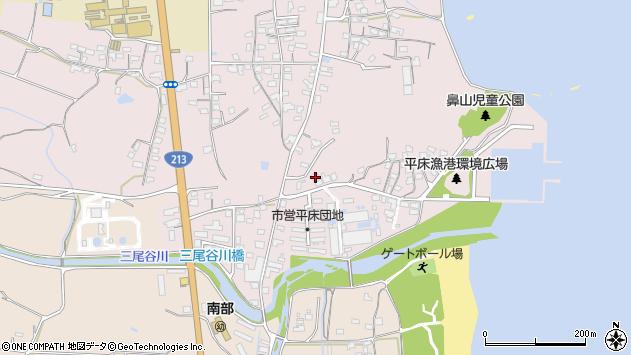 大分県国東市国東町鶴川1043周辺の地図