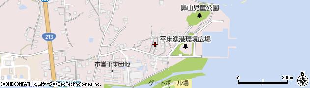 大分県国東市国東町鶴川967周辺の地図