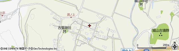 大分県中津市伊藤田132周辺の地図