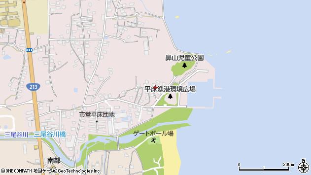 大分県国東市国東町鶴川927周辺の地図