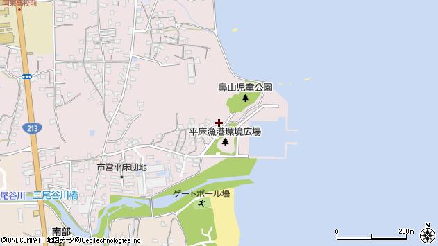 大分県国東市国東町鶴川937周辺の地図